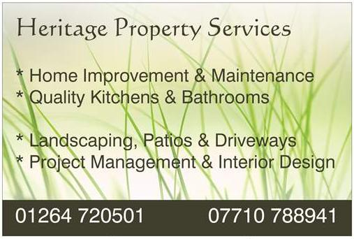 Heritage Property Services contact info