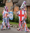 Longparish Mummers
